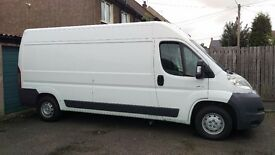 Citroen Relay 35 HDI 120 LWB Panel Van