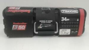 Rockwell Sonicrafter F50  Multi-Tool Kit. We Sell New And Used Tools! SR912479 (#112067)