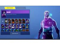 OG GALAXY FORTNITE ACCOUNT