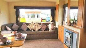Fantastic Starter Caravan On Scotlands West Coast Near Craig Tara At Sandylands