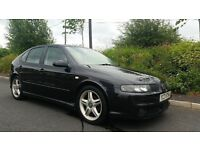 SEPTEMBER 2004 SEAT LEON CUPRA 1.9 TDI 6SPEED 150BHP EXCELLENT CONDITION SUPERB DRIVER MOT JANUARY17