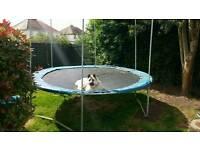 11 foot trampoline