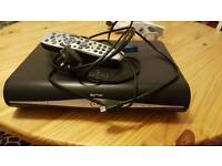 Sky + HD box leads and remote
