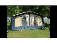Cabanon Saturn Trailer Tent 2007