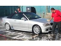 BMW CONVERTIBLE 330ci AUTO
