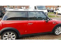 2001 red Mini cooper for sale