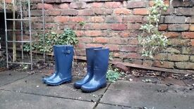 Wellington boots 5 / 38 - Excellent condition