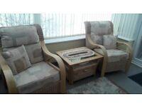 Conservatory/ Patio furniture set