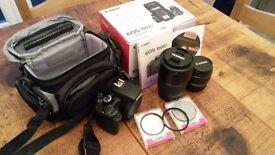 Canon DSLR Kit for sale