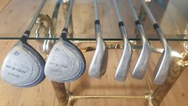 Masters MCZ500 GOLF CLUBS