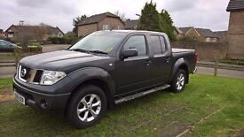 Nissan Navara Double Cab 2.5 2006 Immaculate inside and out, 6 Speed manual gearbox