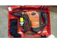 Hilti TE60 110V rotary hammer drill