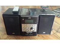 JVC UX-G28 - Micro system - radio / CD / MP3 / USB audio player
