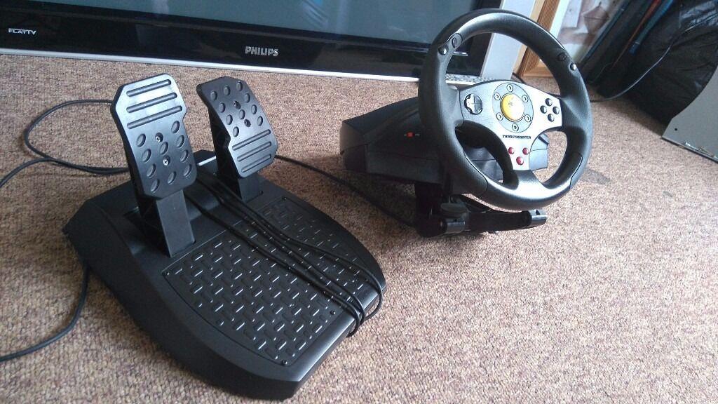 thrustmaster ferrari gt experience racing wheel ps3 pc. Black Bedroom Furniture Sets. Home Design Ideas