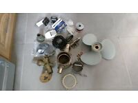 Propellor/Water Strainer/Seacock/etc
