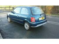 2002 Nissan Micra 1.0 full service history low miles 70000