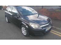 2006 Vauxhall Astra 1.6 i 16v Club 5dr Hatchback Ideal Family Car £495 p/x welcome