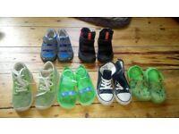 Boys UK 7-7.5 Toddler Shoe Bundle