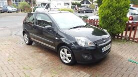 Ford Fiesta MK6.5 Freedom 1.25 3dr Limited Edition (New Cambelt, Brake Discs and Pads)