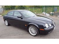 Automatic 2004 Jaguar S-Type Sport Diesel 5 Door Low Miles 6 Month MOT Leather Seats..