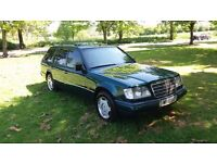 MERCEDES W124 E220 ESTATE 7 SEATER