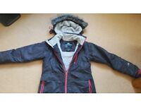 Ladies Trespass ski/snowboard jacket Size 10