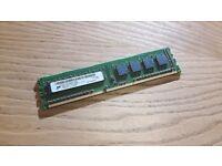 Micron MT8JTF51264AZ 4GB 1600MHz 1Rx8 PC3-12800U-11-11-A1