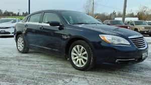 2014 Chrysler 200 TOURING - CLEAN CARPROOF