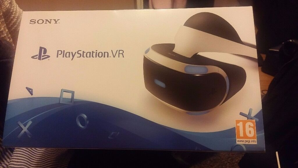 Playstation 4 VR - New and Sealed