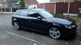 Audi a3 s line sportback 2.0 tdi