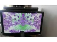 "Samsung 17"" flat screen tv"