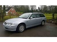 2002 Rover 75 2.5 V6 auto connoisseur estate