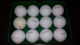 Golf balls titalist callaway taylormade nike grade A cheap
