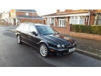 2008 Jaguar X Type S 2.0 Turbo Diesel Estate Face Lift Half Leather Sport Mondeo Vectra Astra S Type