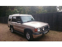 AWESOME LAND ROVER DISCOVERY2/AUTO/MOT
