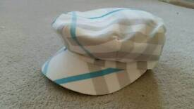 New Burberry kids Baker cap size 46
