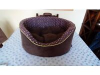 Dog Bed for Small or Small/Medium Size Dog - St George/Kingswood
