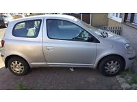 Toyota yaris for sale £695