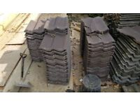 Roof tiles £50 collection only from Coton Cambridge