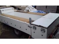 10ft by 4ft trailer for sale!