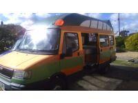 LDV Convoy campervan