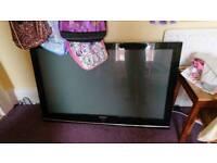 52 inch tv