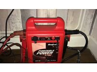 Snap on portable power pack 1700 - jump starter