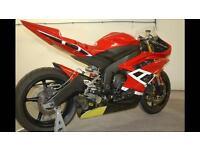 2007 r6 race bike poss px