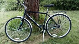 Perfect AS NEW, Activ Varsity by Raleigh, A Great Town Bike