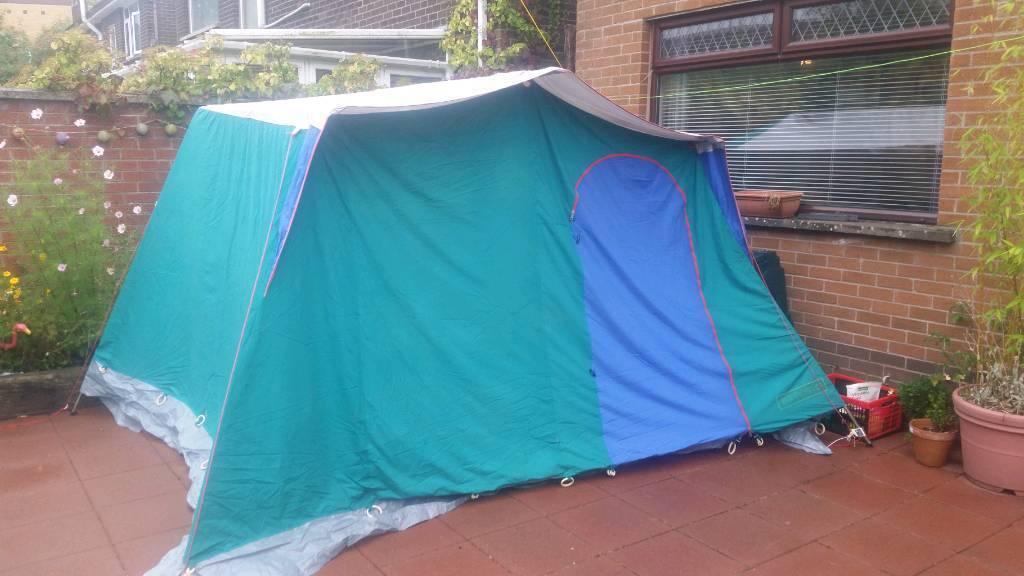 Sunncamp Frame Tent - Page 6 - Frame Design & Reviews ✓