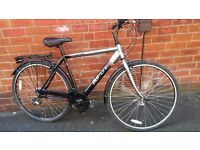 Belmont Apollo comfort series mint conditions bike for sale..