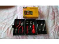Multi purpose tool kit