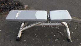 YORK FITNESS WEIGHTS BENCH - Flat, Decline, Incline