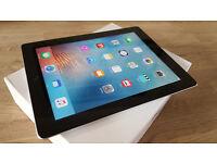 Apple iPad - Retina Screen - WiFi and Cellular (Unlocked)